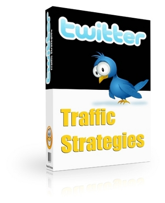 Product picture Twitter Traffic Generation